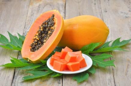 Papaya For Hyper Pigmentation