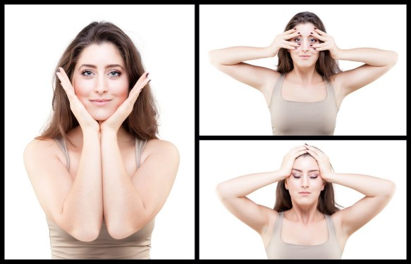 Facial Exercises For Eye Wrinkles When Smiling