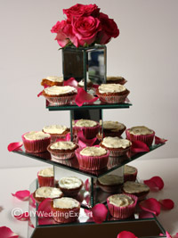 DIY Wedding Cupcake Stand