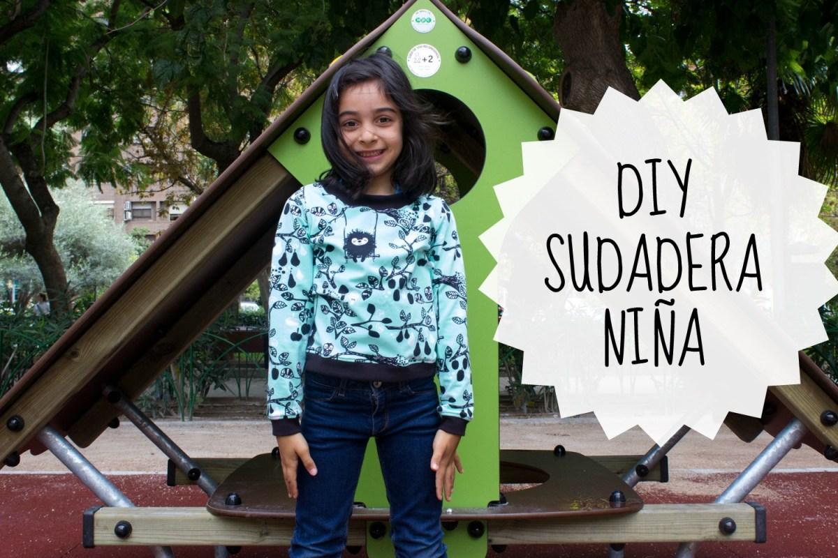 DIY - Sudadero niño/niña