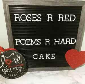 Cheap valentine home decor ideas