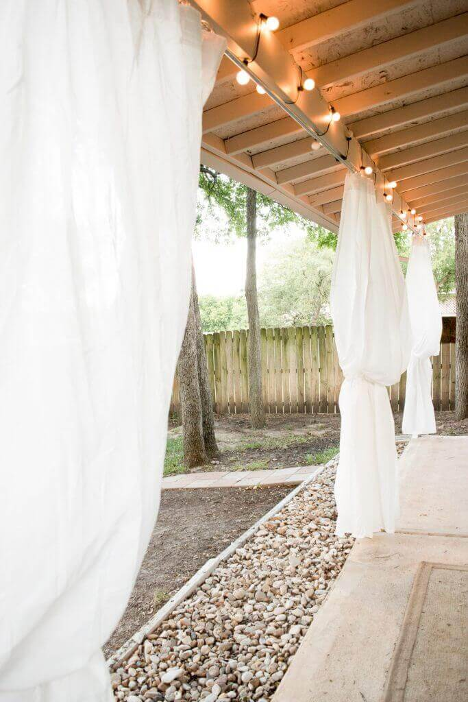 outdoor curtains an inexpensive ikea