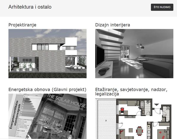 Arhitektonske usluge