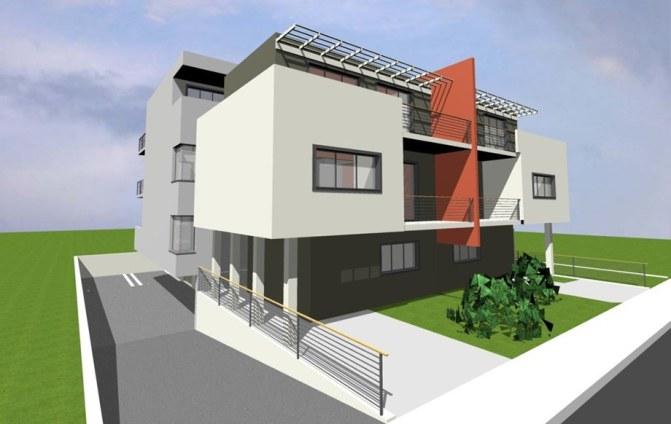 3D obiteljske kuće Špansko