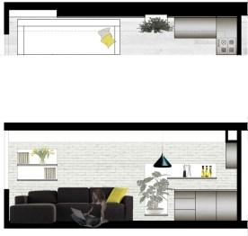 Projekt uređenja dnevne sobe