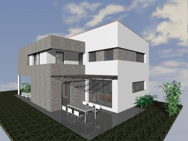Suvremena obiteljska kuća
