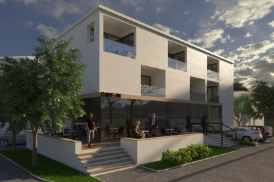 Residential and commercial building in Kaštela, close to town of Split