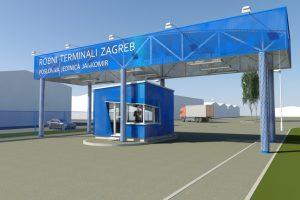 Robni terminali rekonstrukcija i redizajn