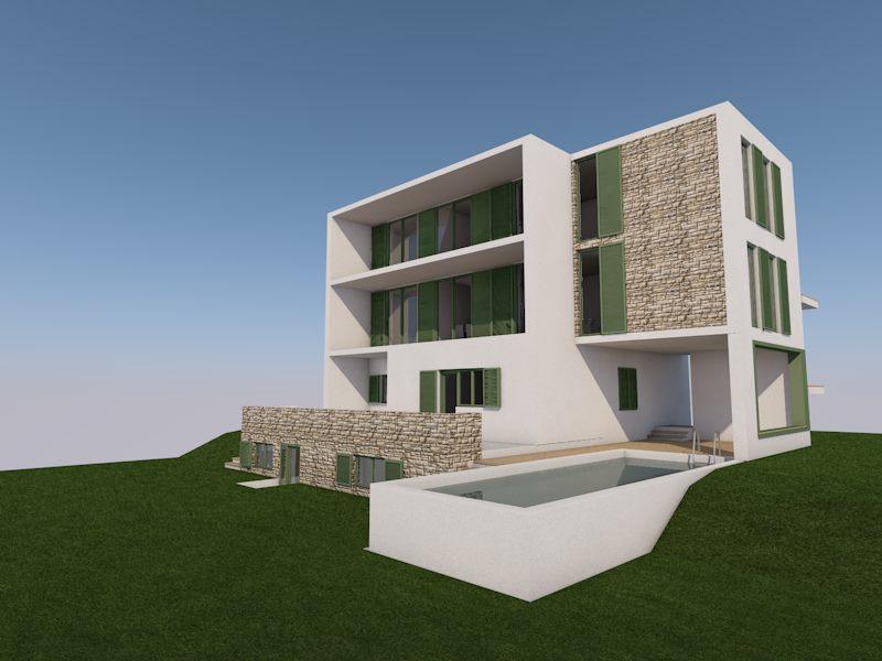 Kuća za odmor s apartmanima