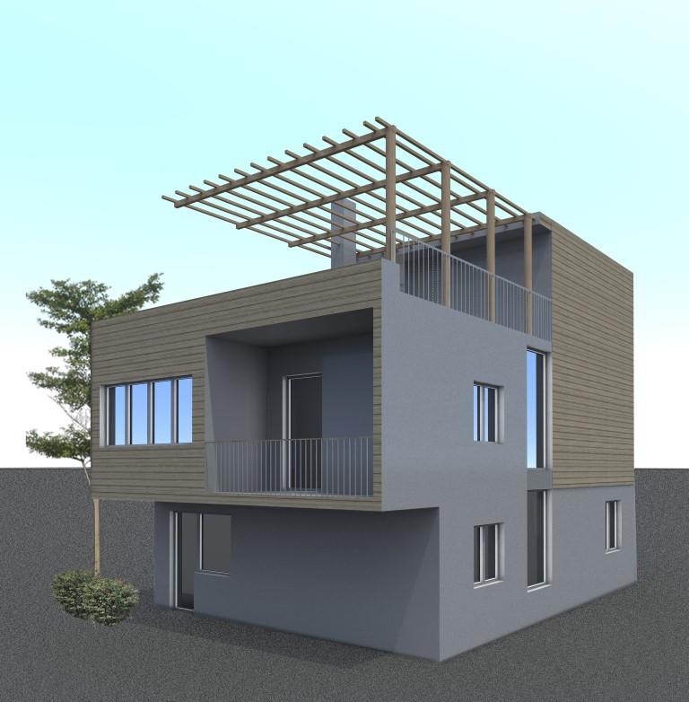 Pročelje zgrade