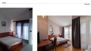 nova soba s balkonom