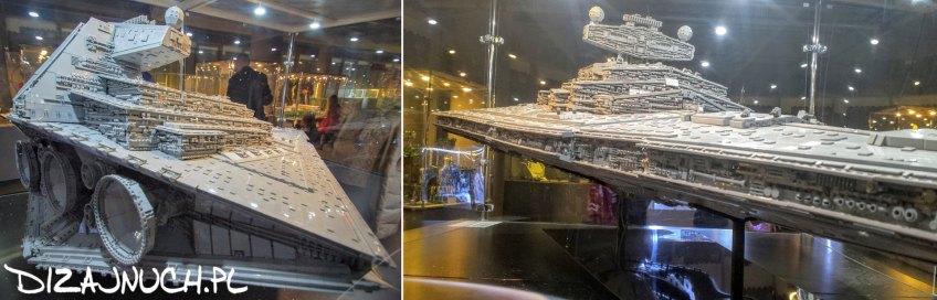 Największa wystawa klocków LEGO - dizajnuch