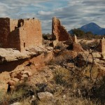 ruin at Hovenweep, UT