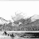 Bear Lake and Glacier Gorge, Colorado