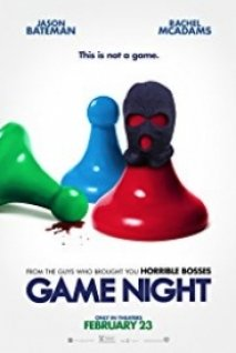 Game Night 2018 izle