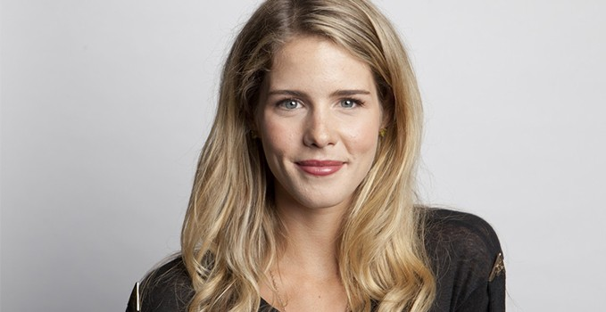 Emily Bett Rickards