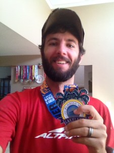 Florida 10 Series, Lakeland, Finisher Medal, PR
