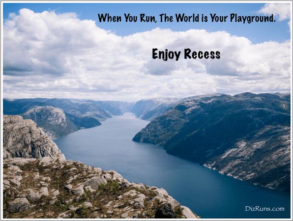 Run, Recess, Playground