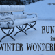 Winter Running, Winter Wonderland
