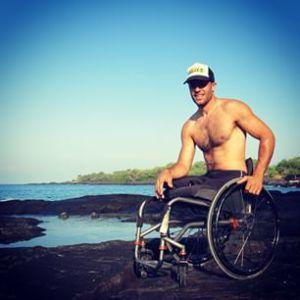 Andre Kajlich, 2012 Paratriathlete of the Year