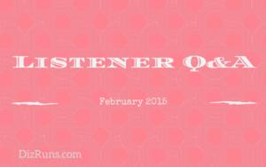 Listener Q&A-Feb 2015