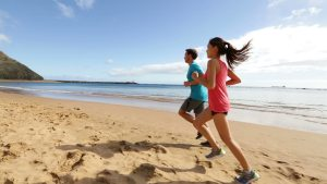 Keep Running in the Summer Heat
