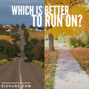 Difference Between Running on Asphalt or Concrete