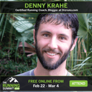 Proof I'll Be Speaking at the Connect Run Club Virtual Running Conference
