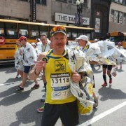Ty Godwin Loves the Boston Marathon