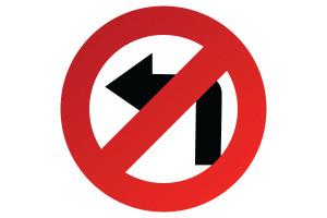 No Left Turn: April Fools Day Running Prank