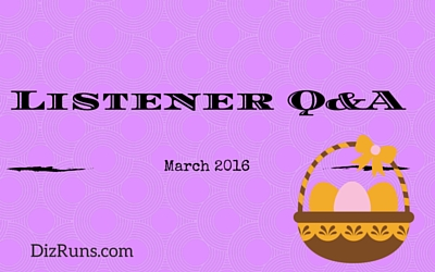 Listener Q&A March 2016