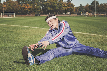Bad Running Habits: The Pre-Run Static Stretch