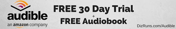 Audible.com Sponsor