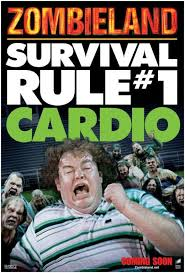 Non-Running Running Movie Zombieland