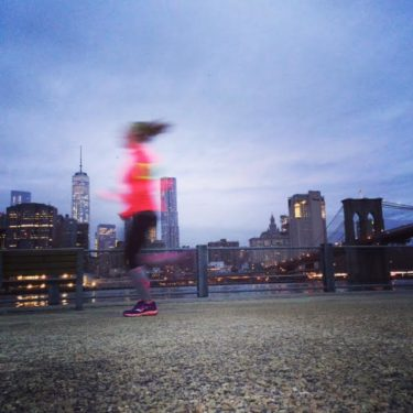 Katie Rosenbrock Training in NYC