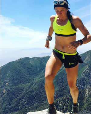 Sally McRae, Elite Ultra Runner