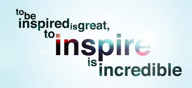 To Inspire...