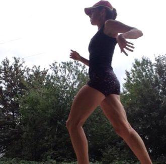 Suzy Slane, Mid-Run