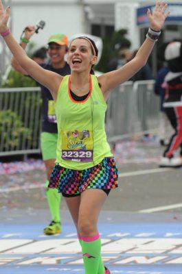 Angela Barraco Loves Running Long