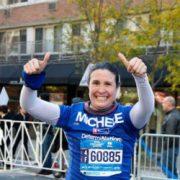 Michele Brodtman Running NYC