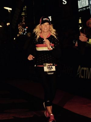 Erin Freel, Finishing Her Ironman