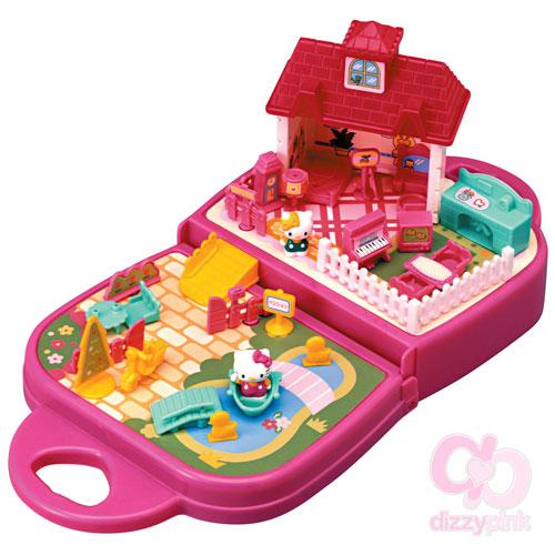 Hello Kitty Mini Villa Kit