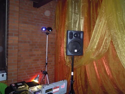 Anlage und Licht  DJ Kln Discjockey Ingo Kln Hochzeiten Geburtstage DJ Party