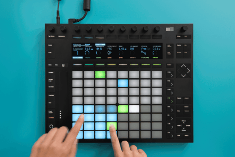"""The new Ableton Push – Music at your fingertips"""