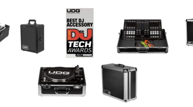 [News] UDG GEAR lancia i Flight Case Pick Foam Multi Formato