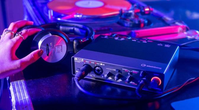 [News] Steinberg: Nuova Scheda Audio UR24C per Dj e Producers