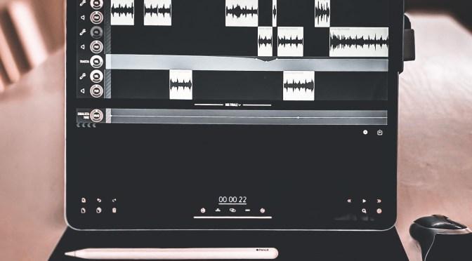 [Review] Ferrite: Podcast ed Editing Audio Mobile di Livello Professionale