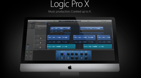Apple iMac con Logic Pro X