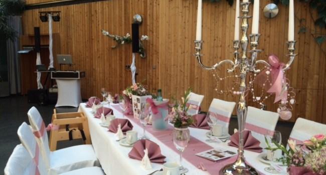Hochzeit Forsthaus Grüna