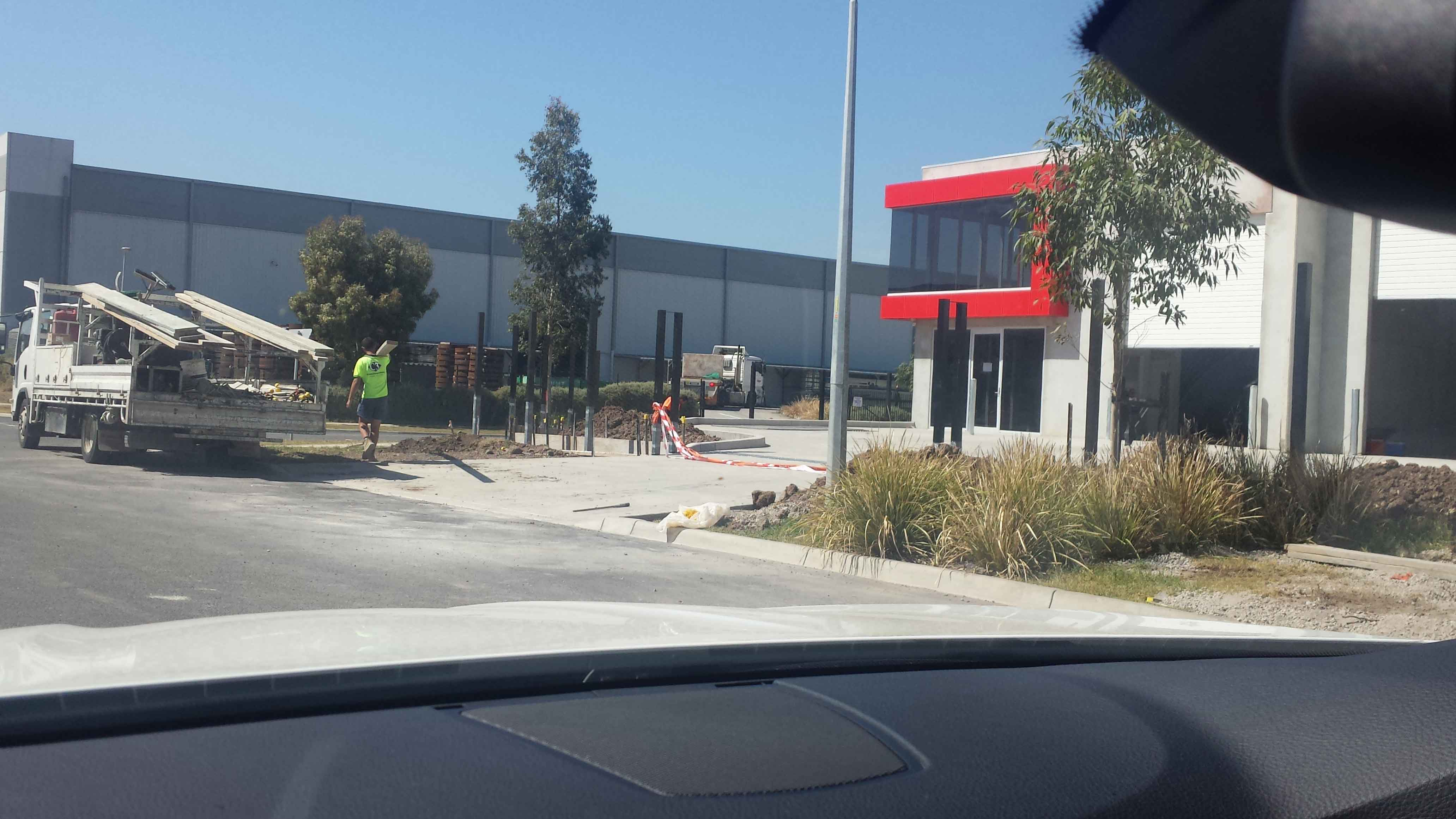 commercial builder western suburbs